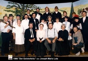 1986 Der Geisterbräu