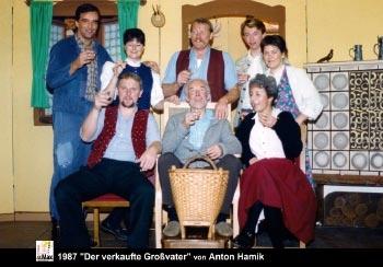 1987 Der verkaufte Großvater