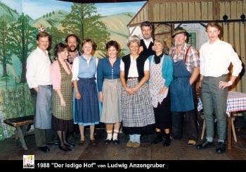 1988 Der ledige Hof