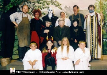 1997 Birnbaum und Hollerstauden