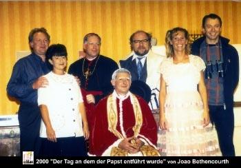 2000 Der Tag, an dem der Papst gekidnappt wurde