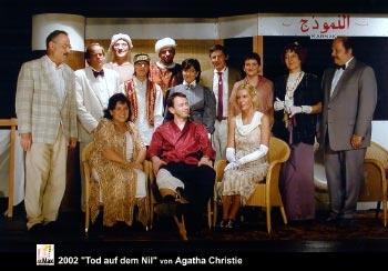 2002 Tod auf dem Nil